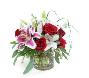 Romance by Bell Flowers in Silver Spring MD, Bell Flowers, Inc