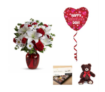 Be My Love Bundle in Oviedo FL, Oviedo Florist