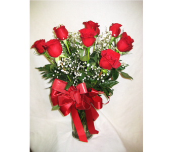 LIMITED TIME DOZEN ROSES SPECIAL in Lake Charles LA, A Daisy A Day Flowers & Gifts, Inc.