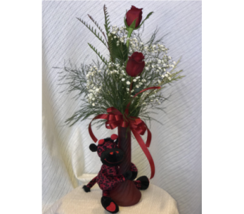 Wild Thing in Kokomo IN, Bowden Flowers & Gifts