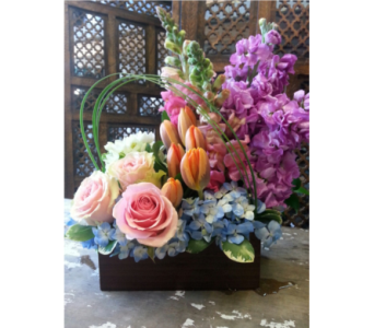 Garden in a Box in Gaithersburg MD, Flowers World Wide Floral Designs Magellans