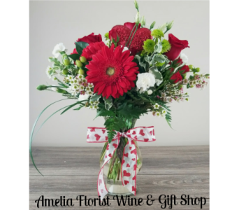 Lady In Red in Amelia OH, Amelia Florist Wine & Gift Shop