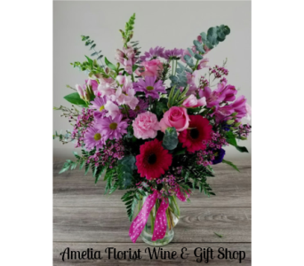 Vision of Love Bouquet in Amelia OH, Amelia Florist Wine & Gift Shop