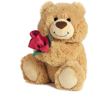 You Make Me Happy Bear in Alliston, New Tecumseth ON, Bern's Flowers & Gifts