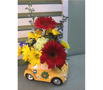 Boy's First Wheels in Owensboro KY, Welborn's Floral Company