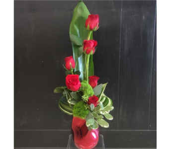 Love Contemporary in Midwest City OK, Penny and Irene's Flowers & Gifts