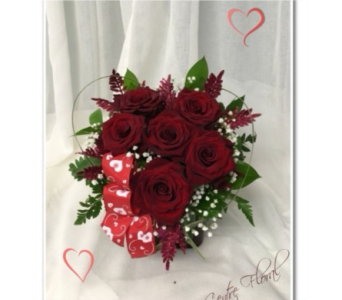 Heart of Love Roses in Grand-Sault/Grand Falls NB, Centre Floral de Grand-Sault Ltee