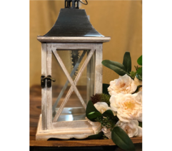 WOODEN LANTERN in Loudonville OH, Four Seasons Flowers & Gifts