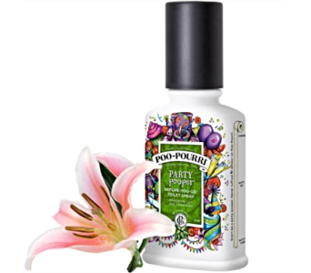 Poo-Pourri Party Pooper, 4oz in Alliston, New Tecumseth ON, Bern's Flowers & Gifts