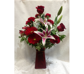 Heart's Desire in Kingston NY, Flowers by Maria