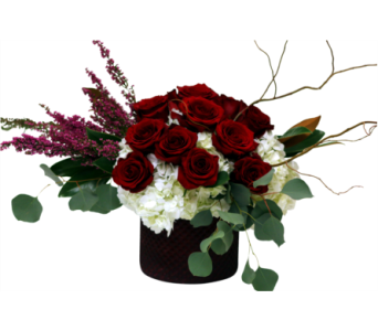 Grand Valentine in Detroit and St. Clair Shores MI, Conner Park Florist