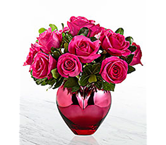 Hold Me in Your Heart in Bel Air MD, Richardson's Flowers & Gifts