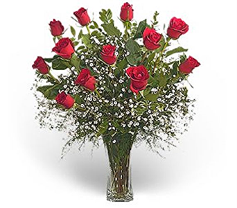 Richardson''s Premium 15 Roses in Bel Air MD, Richardson's Flowers & Gifts