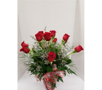 Fabulous Red Roses in Conway SC, Granny's Florist