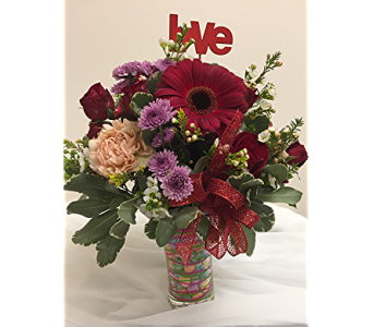 Say it With Love!!! in Pleasanton CA, Bloomies On Main LLC