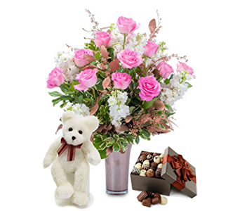 Claprood's Sweet Romance Package in Pickerington OH, Claprood's Florist