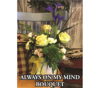 Always On My Mind in Waynesburg PA, The Perfect Arrangement Inc