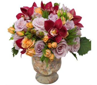 CLASSIC ELEGANCE in Seattle WA, Topper's European Floral Design