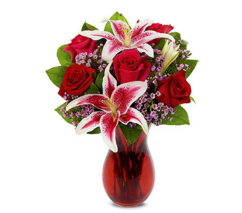 Romance Bouquet in Sudbury ON, Xpressions Flowers & More