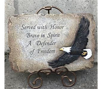 Eagle Garden Stone in Dayton OH, Furst The Florist & Greenhouses