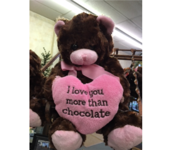 I Love You Bear  in Derby KS, Mary's Unique Floral & Gift