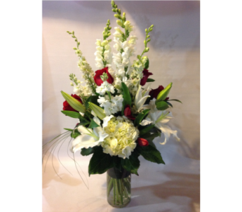 P.S. I Love You  in Guilford CT, Guilford White House Florist