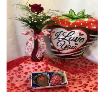 2018 Valentine's Day Special 1 in Mount Vernon OH, Williams Flower Shop