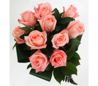 Light Pink Rose Bouquet  in Grimsby ON, Cole's Florist Inc.