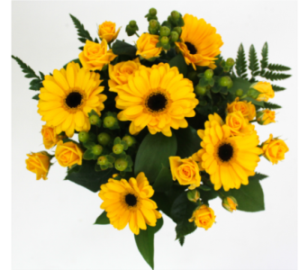 Cheerful Bonds Bouquet  in Grimsby ON, Cole's Florist Inc.
