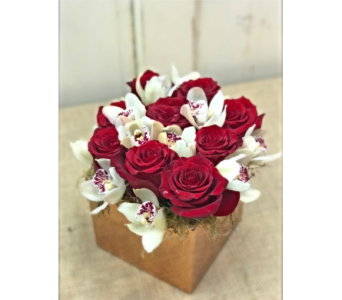 Box of Love in Lubbock TX, House of Flowers