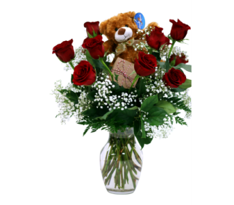 Valentine Special  in Detroit and St. Clair Shores MI, Conner Park Florist
