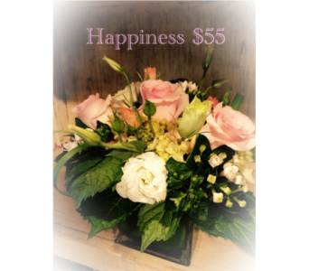Happiness in Hilton Head Island SC, Flowers by Sue, Inc.