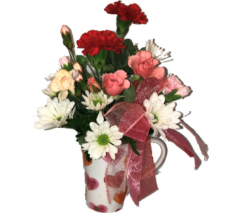 Mug of Love in Metropolis IL, Creations The Florist