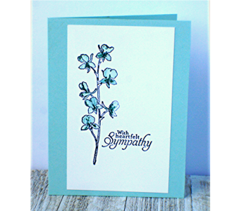 With Heartfelt Sympathy in Granite Bay & Roseville CA, Enchanted Florist