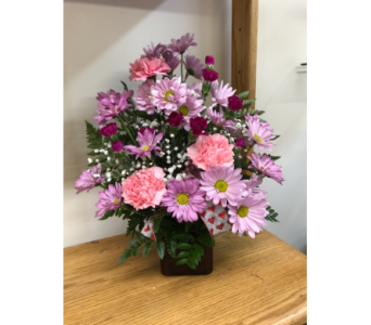 All my heart bouquet in Sydney NS, Mackillop's Flowers