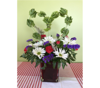 Hearts Desire  in Elizabeth City NC, Mildred's Florist Shop
