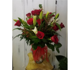 Lily Rose in Sugar Land TX, Nora Anne's Flower Shoppe