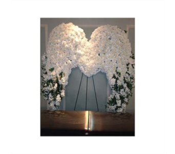 Angel's Embrace in Fairfield CT, Town and Country Florist
