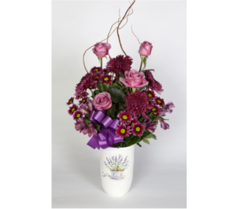 CUT GARDEN BOUQUET in Southampton PA, Domenic Graziano Flowers