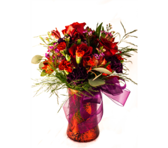RED HOT LOVE in Calumet MI, Calumet Floral & Gifts