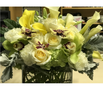 Custom 3 in Palo Alto CA, Village Flower Shoppe