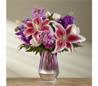 The Shimmer and Shine Bouquet in Fond Du Lac WI, Haentze Floral Co