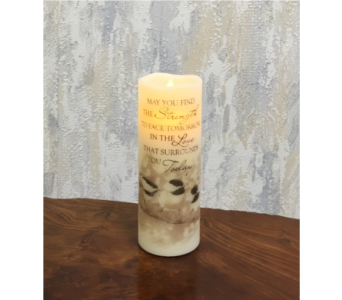 Find Strength Premier Flicker LED Candle in Wyoming MI, Wyoming Stuyvesant Floral
