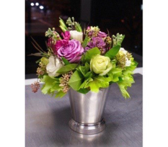 Spring Magic Mint Julep in Bellevue WA, CITY FLOWERS, INC.