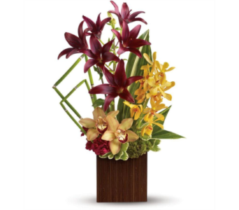Bamboo Oasis in Gaithersburg MD, Flowers World Wide Floral Designs Magellans