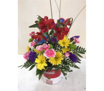 To Your Health Bouquet in Fredericton NB, Trites Flower Shop