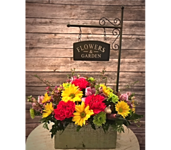 Flower & Garden in Wilmington IL, The Flower Loft Inc