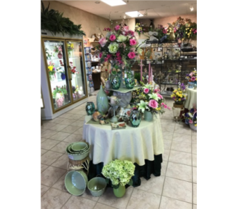 OUR STORE in Evansville IN, Cottage Florist & Gifts