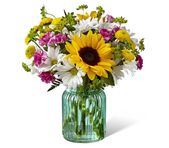 Sunlit Meadows Bouquet in Dayton OH, Furst The Florist & Greenhouses