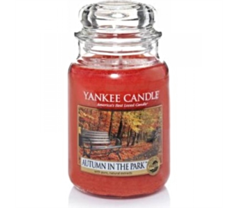 Yankee Candle - Autumn In The Park, Large Jar in Alliston, New Tecumseth ON, Bern's Flowers & Gifts